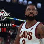 NBA 2K18: Kyrie Irving