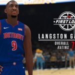 NBA 2K18: Langston Galloway