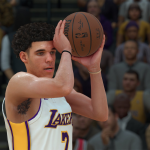 NBA 2K18: Lonzo Ball
