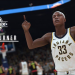NBA 2K18: Myles Turner