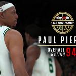 NBA 2K18: Paul Pierce
