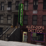 NBA 2K18: Tattoo Parlor