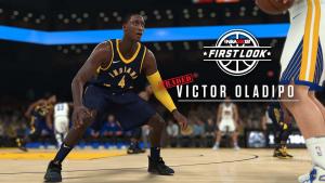 NBA 2K18: Victor Oladipo
