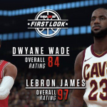 NBA 2K18: Dwyane Wade & LeBron James