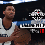 NBA 2K18: Wayne Selden Jr.