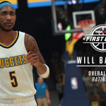 NBA 2K18: Will Barton