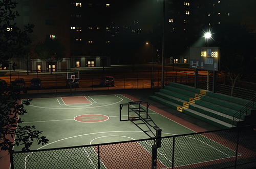 Rucker Parker in NBA Live 18