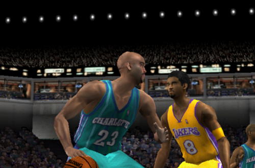 Cory Hightower in NBA Live 2002