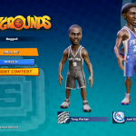Online Menu in NBA Playgrounds (1.3.0)
