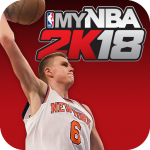 MyNBA2K18 Cover Art