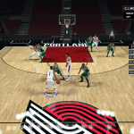 NBA 2K18: Dynamic Play Menu