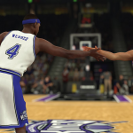 NBA 2K18: 2002 Sacramento Kings
