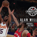 NBA 2K18: Alan Williams