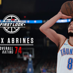 NBA 2K18: Alex Abrines