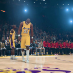 NBA 2K18: All-Time Los Angeles Lakers