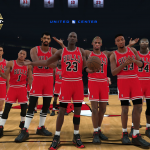 NBA 2K18: All-Time Chicago Bulls