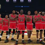 NBA 2K18: All-Time Chicago Bulls