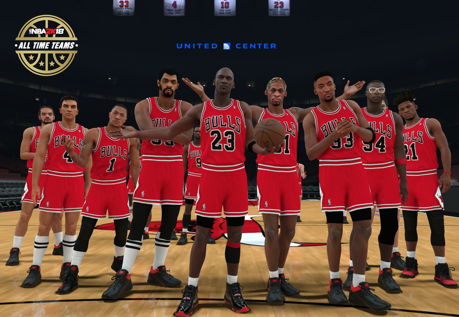 Final Classic Teams Revealed for NBA 2K18; Latest ...
