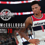 NBA 2K18: Chris McCullough