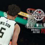 NBA 2K18: D.J. Wilson