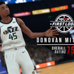 NBA 2K18: Donovan Mitchell
