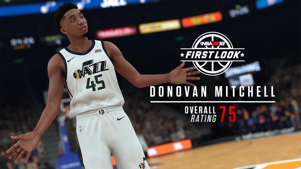 More Classic Teams Revealed For NBA 2K18; New Screenshots