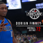 NBA 2K18: Dorian Finney-Smith