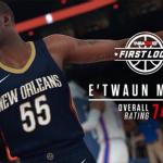 NBA 2K18: E'Twaun Moore