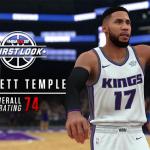 NBA 2K18: Garrett Temple