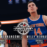 NBA 2K18: Juancho & Willy Hernangomez