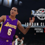 NBA 2K18: Jordan Clarkson