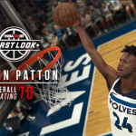 NBA 2K18: Justin Patton