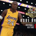 NBA 2K18: Kobe Bryant