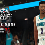 NBA 2K18: Malik Monk