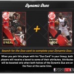 NBA 2K18: MyTEAM Dynamic Duos