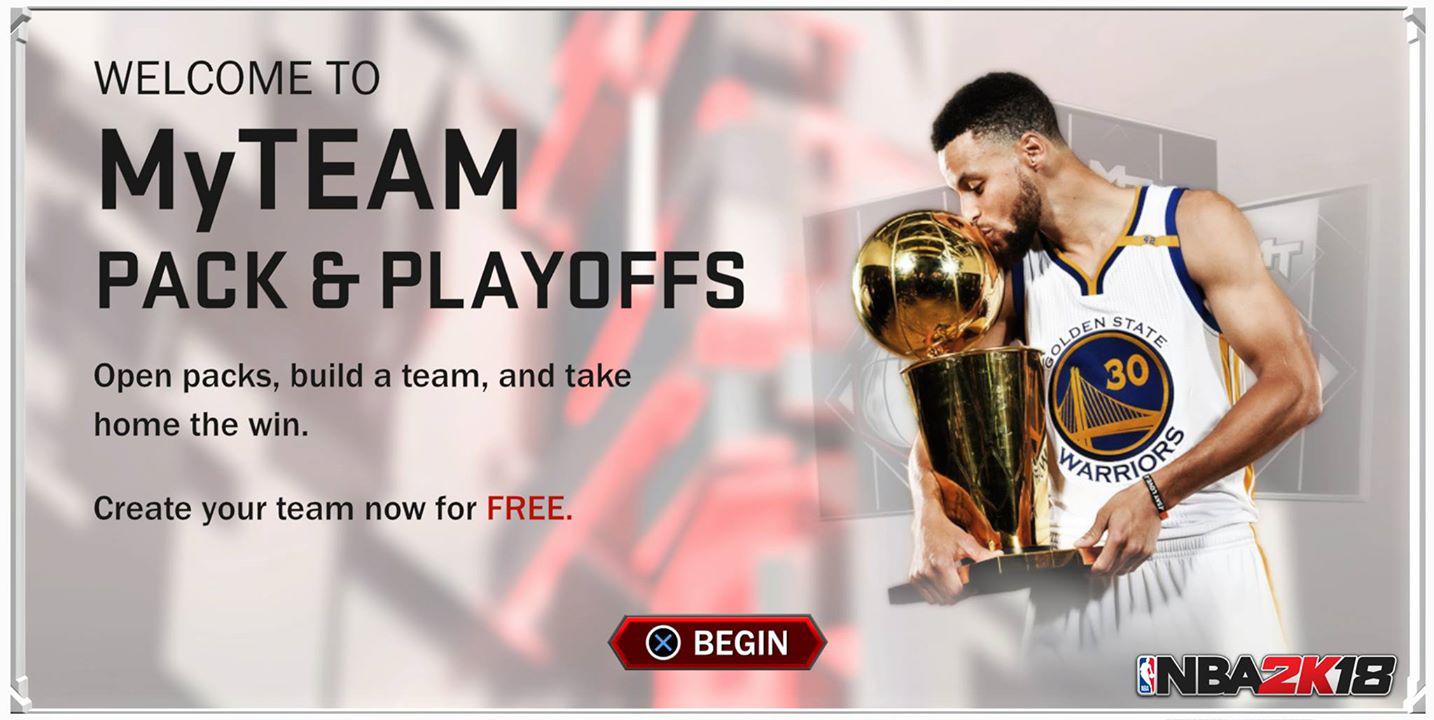 NBA 2K18 MyTEAM Trailer & Developer Blog | NLSC