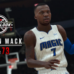 NBA 2K18: Shelvin Mack