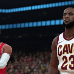 NBA 2K18: LeBron James vs. Dwyane Wade