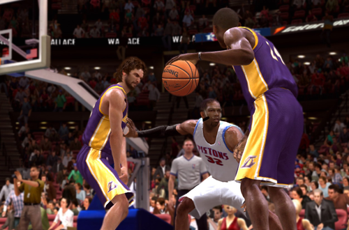 Kobe Bryant in NBA Live 09