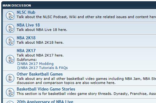 NLSC Forum