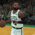 Kyrie Irving in NBA 2K18
