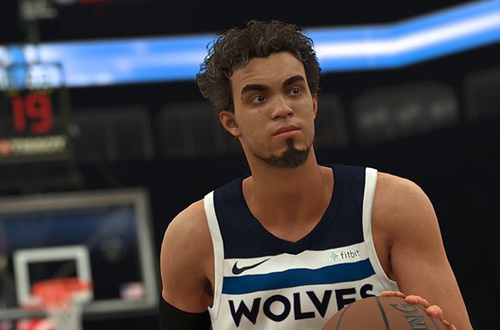 Tyus Jones in NBA 2K18