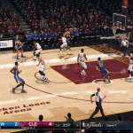 NBA Live 18 Demo: Warriors vs. Cavaliers