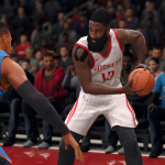 NBA Live 18: James Harden vs. Russell Westbrook