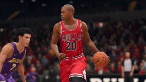 NBA Live 18: Quincy Pondexter on the Chicago Bulls