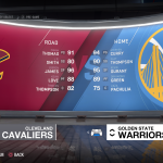 NBA Live 18 Demo: Cleveland Cavaliers vs. Golden State Warriors