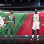 NBA Live 18 Demo: Boston Celtics vs. Houston Rockets