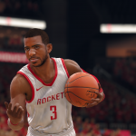 NBA Live 18 Demo: Chris Paul