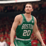 NBA Live 18 Demo: Gordon Hayward