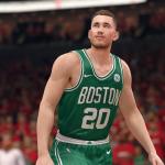NBA Live 18 Demo: Gordon Hayward